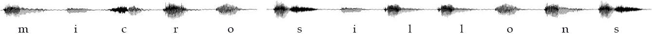 Micro-sillons - Collectif artistique de création sonore