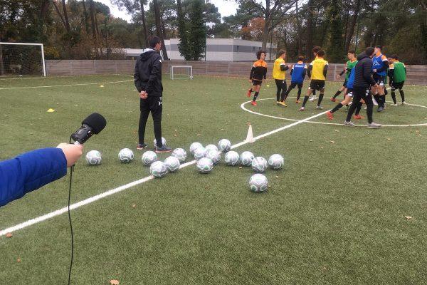 Reportage Centre de formation FC Lorient